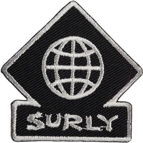 "Surly ""Touring"" Iron-on Patch, CL4987 - Iron-On"